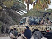 MOUAMMAR KADHAFI. Libye: nouveaux combats entre islamistes paramilitaires Benghazi