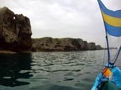Plongée apnée kayak Manza Beach