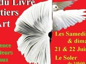 flyer Salon Livre Métiers d'Art Juin 2014
