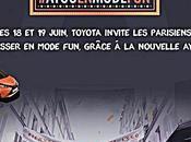 Lifestyle AYGO Toyota Paris juin!