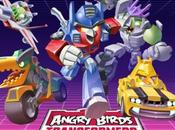 Rovio annonce Angry Birds Transformers iPhone