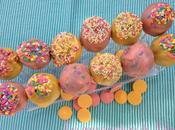 Cake pops biscuit maison chocolat