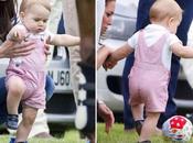 George walking!