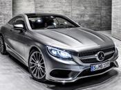 Mercedes Classe Coupé, élue voiture préférée Européens