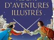 Récits d'aventures illustrés Lesley Sims