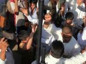 Chiites sunnites Irak ligne fracture rebat cartes dans Moyen-Orient