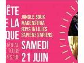 juin 2014 fête l'été musique #Tours
