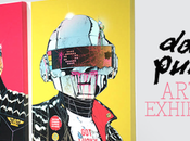 daft punk inspire gauntlet gallery (san francisco)