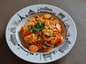 carottes fèves oignons persil