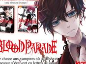 Blood Parade chez Ki-oon