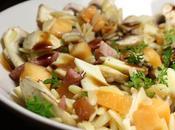 Salade fraîcheur [Lardons, champignons, melon]