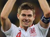 Angleterre Gerrard vers retraite