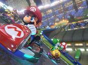 Mario Kart racing game