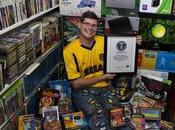 passionné jeux vidéo vient vendre collection pour dollars