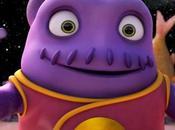 route bande annonce prochain film d'animation