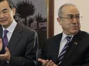 deux pays signent plan quinquennal coopération L'Algérie Chine scellent leur partenariat