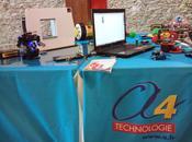 HUNO Technologie représentation Maker Faire