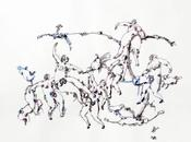 dessins d'Ernest Breleur, métaphore plastique question vivant