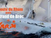 Route Rhum 2014: Votre autour Monde avec Bertrand Broc!