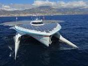 PlanetSolar, plus grand bateau solaire monde, bientôt Tanger