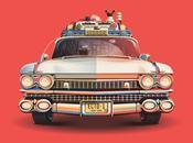 Fantasme Geek L'Exposition Ghostbusters New-York