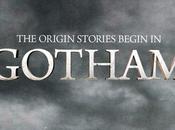 Gotham nouvelle affiche lance origines Batman