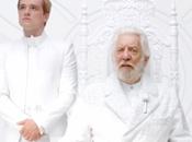 Hunger Games Président Snow message pour vous!