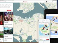 Pinterest améliore l'association d'un lieu photo