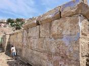 chantier démolition révèle amphithéâtre romain Turquie