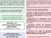 Saint-Maur choisit samedi pour préserver offre éducative