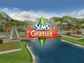 Sims Gratuit fête foraine, votre iPhone