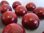 Chocolats fins fraise-anis praliné blanc amandes