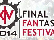 Final Fantasy Festival édition 2014 dates activités