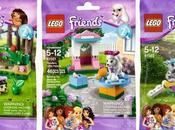 LEGO® Friends Animaux Série casse briques