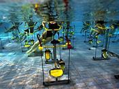 L'aquatraining, vrai circuit d'entraînement