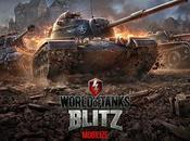 d'action votre iPhone World Tanks Blitz