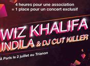 Demain Concert Orange Rockcorps avec Khalifa, Azealia Banks Indila