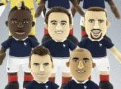 Foot Poupluches l'Equipe France gagner