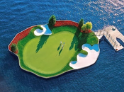 SPORT Floating Golf Course