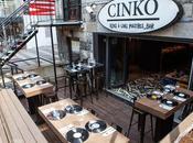 Nouveau Resto-bar Cinko