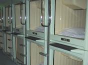 Hotels capsules