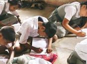 cartons upcyclés pour améliorer quotidien écoliers indiens