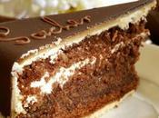 gâteaux: Sacher Torte (Vienne, Autriche)