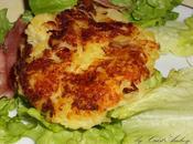Galette pommes terre bacon