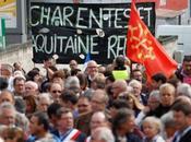 Fusion Aquitaine-Limousin Charentais sont amers