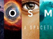 """Comme millions téléspectateurs travers monde, envolez-vous avec """"Cosmos odyssée l'univers"""" National Géographic Channels"""