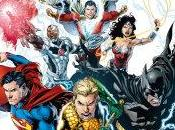 Justice League trône l'Atlantide