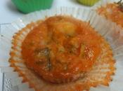 Petits flans courgettes crevettes