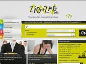 Economie sociale solidaire plateforme d'achat responsable ZigetZag.info soutenue Région