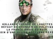 375ème semaine politique: Hollande change lunettes, vain.
